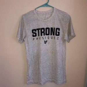 Strong physiquez t shirt M